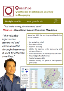 MapAction poster